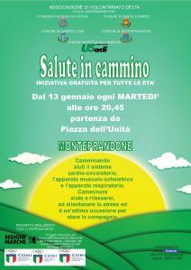 SALUTE IN CAMMINO Monteprandone dal 13gennaio2015