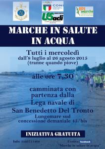 MarcheInSaluteInAcqua 2