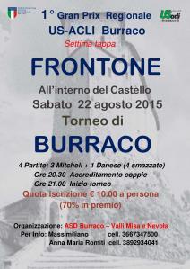 LOCANDINA FRONTONE 22-8-15