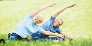 Attività motoria anziani
