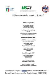 GIORNATEDELLOSPORT2017