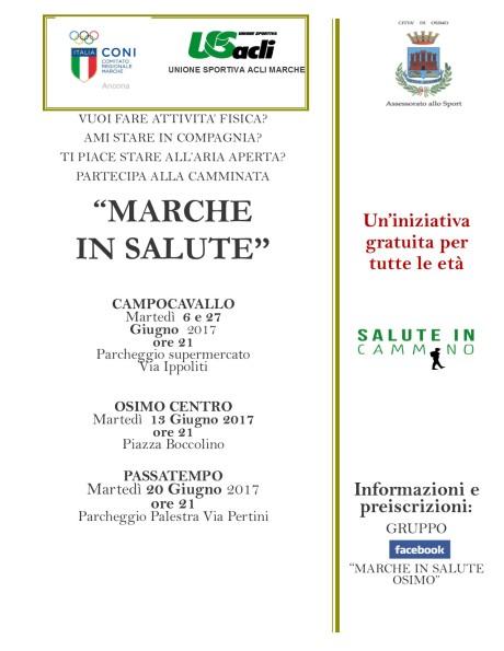 GIUGNO Marche in Salute Osimo