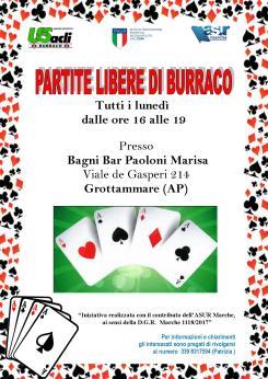 PARTITE LIBERE BURRACO