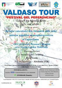 Volantino VALDASO Tour 23082018