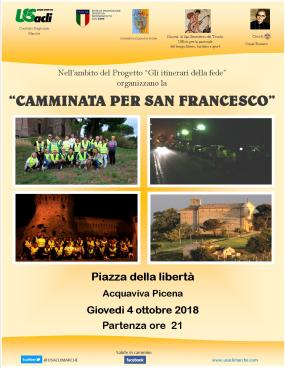 CAMMINATAPERSANFRANCESCO04102018