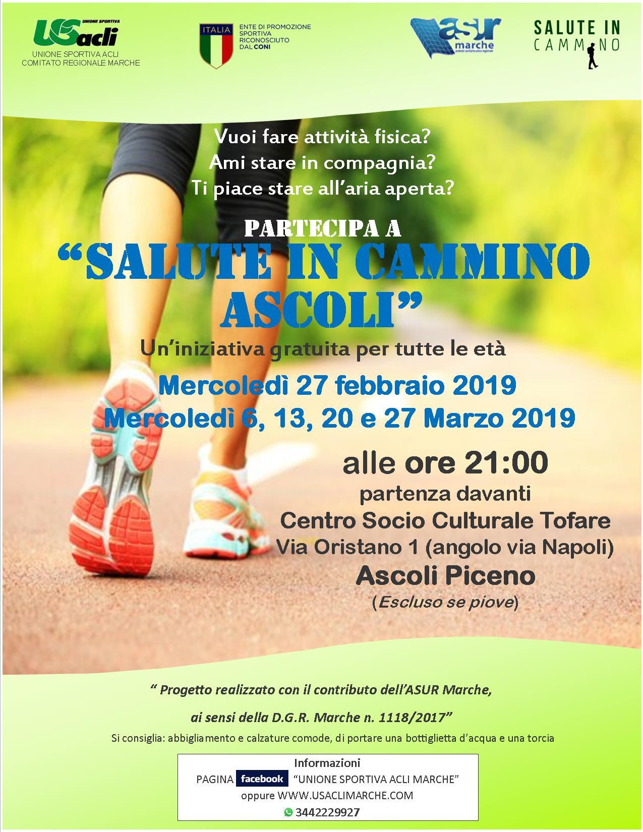 volantino camminate ascoli FEBBRAIO E MARZO 2019