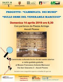 CAMMINATA DEI MUSEI 14.04.2019